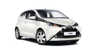 Toyota Aygo occasion jeune conducteur